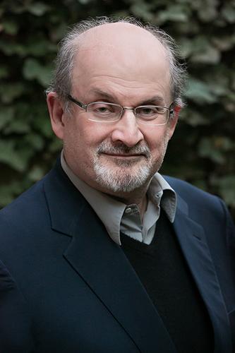 Salman Rushdie audiobooks
