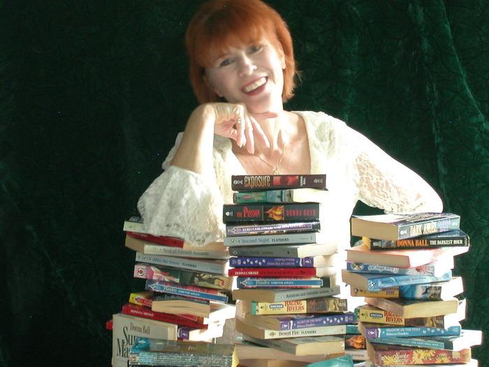 Donna Ball Author Of A Year On Ladybug Farm
