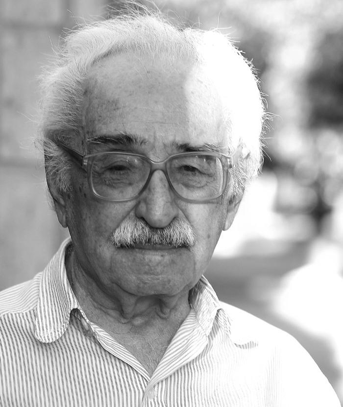 Manoel de Barros (Author of O Livro das Ignorãças)