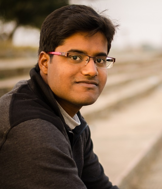 Nikhil Kushwaha (Author of The Day After My Funeral)