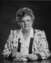 Helena Whitbread