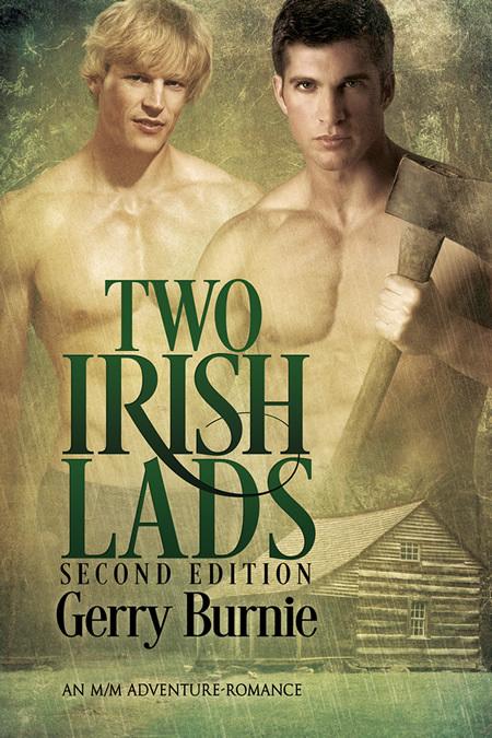 Gerry Burnie Author Of Two Irish Lads