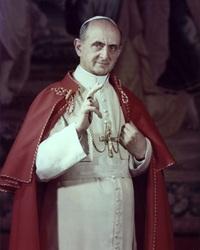 pope paul vi author of humanae vitae