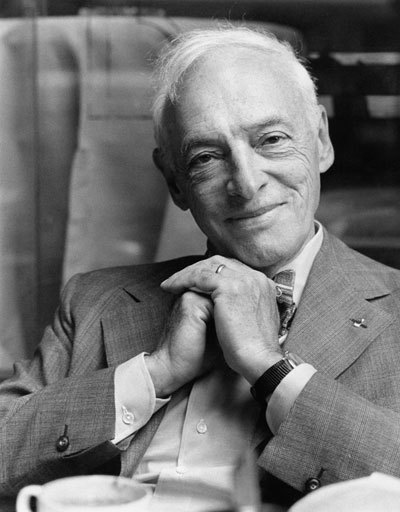 Saul Bellow (Author of Herzog)