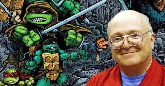 Peter Laird Author Of Teenage Mutant Ninja Turtles Color
