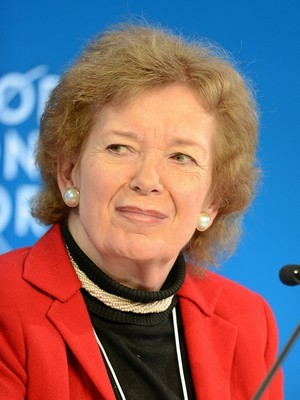 Mary Robinson Author Of Everybody Matters