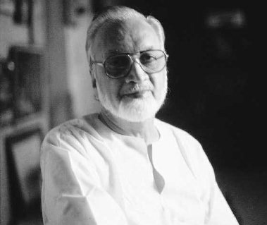 Vijay Tendulkar (Author of Silence! The Court is in Session)-विजय तेंडुलकर