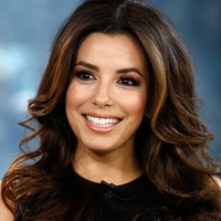 Eva Longoria (Author of Eva\'s Kitchen)