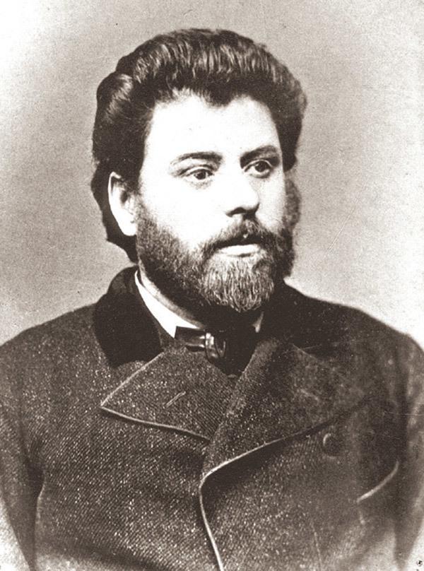 Ion Creangă (Author of Amintiri din copilărie)