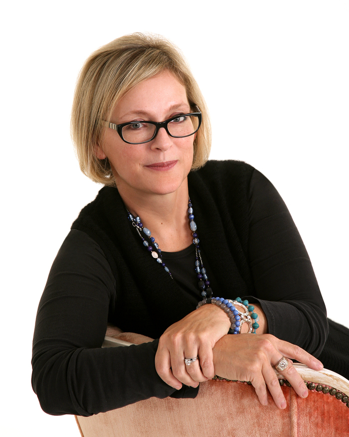 Kelly Fordon (Author of Garden for the Blind)