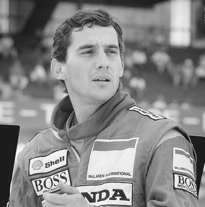 Quote By Ayrton Senna With Your Mind Power Your