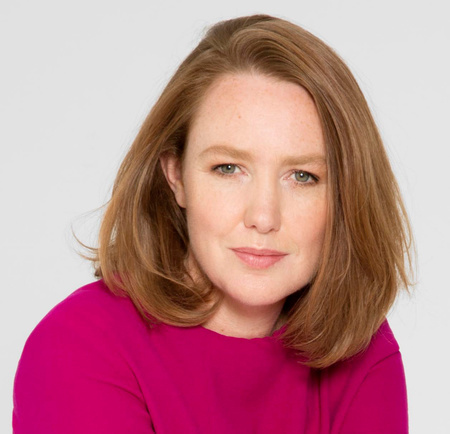 Paula Hawkins (Author of The Girl on the Train)