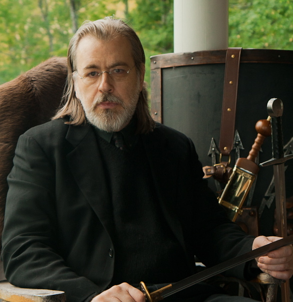 Caleb Carr (Author of The Alienist)