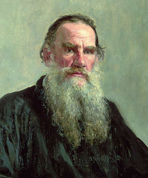 a biography of the russian writer lev nikolayevich tolstoy Author born lev nikolaivich tolstoy on the family estate of yasnaya polyana,   original name, lev nikolayevich birth  yasnaya polyana, tula oblast, russia.
