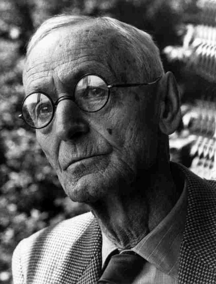 Hermann Hesse Author Of Siddhartha