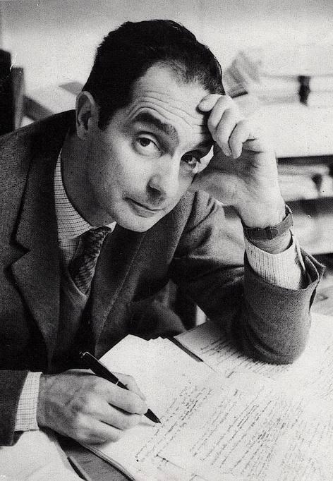 Italo Calvino (Author of If on a Winter's Night a Traveler)