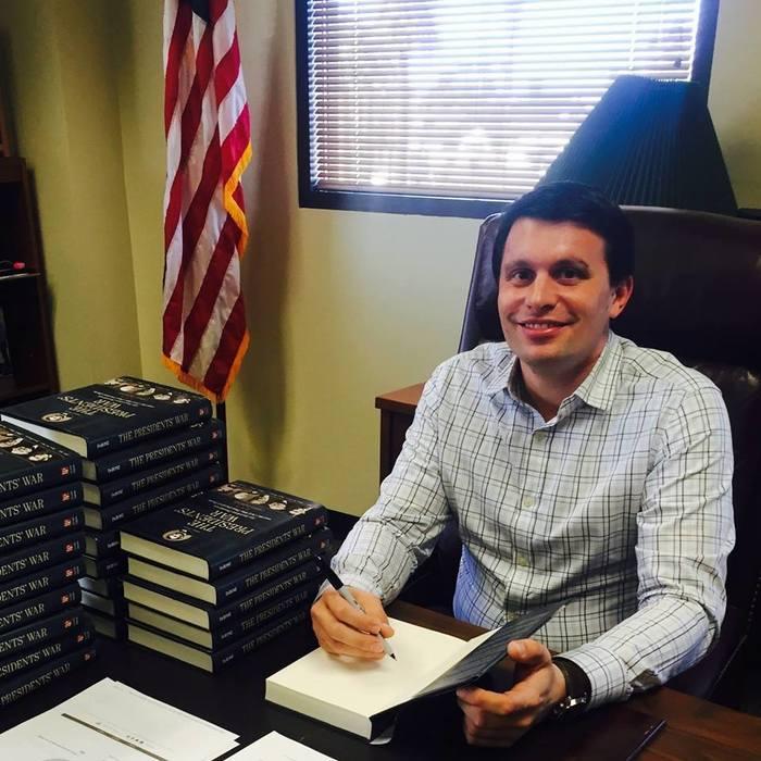 Chris Derose Author Of Founding Rivals