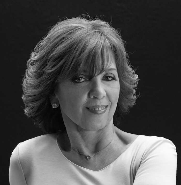 Nora Roberts (Author of Vision in White)