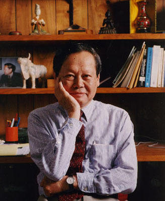 Chen Ning Yang (Author of Lee Kuan Yew Through the Eyes of Chinese Scholars)