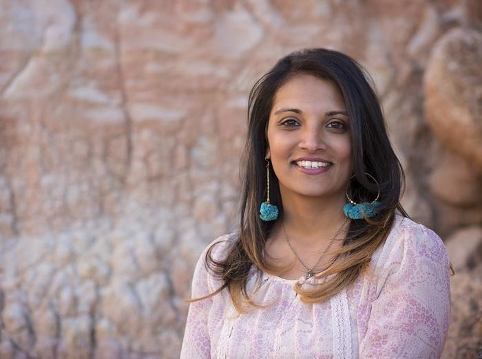 Sandhya Menon (Author of When Dimple Met Rishi)