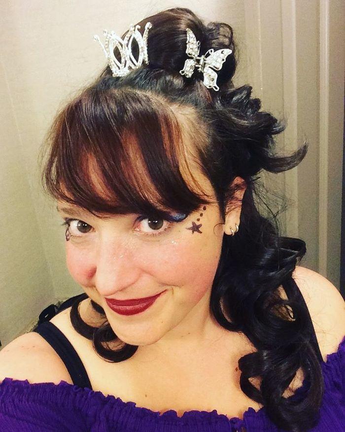 Alethea Kontis Author Of Enchanted