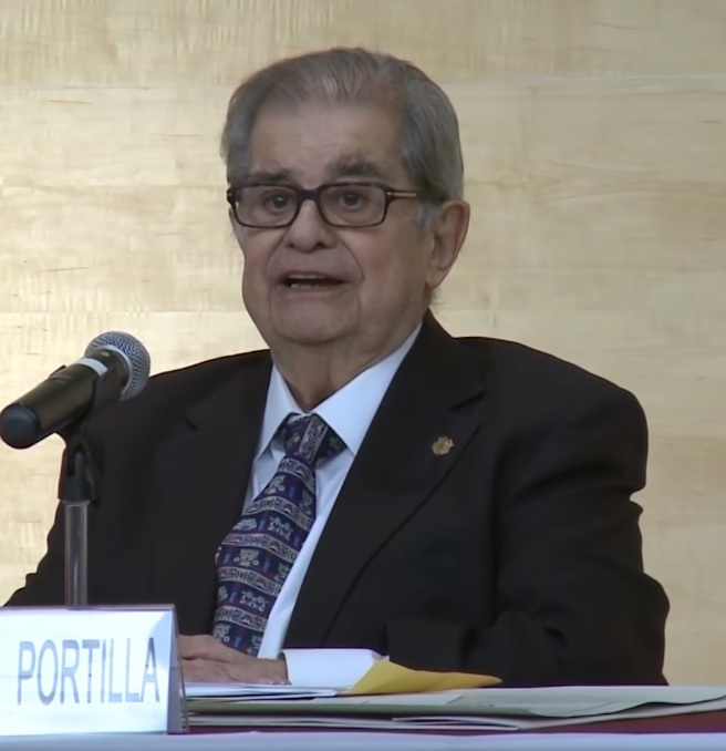 leon portilla From the library of congress in washington leon-portilla is a distinguished, highly decorated, mexican anthropologist and the world's foremost authority on.