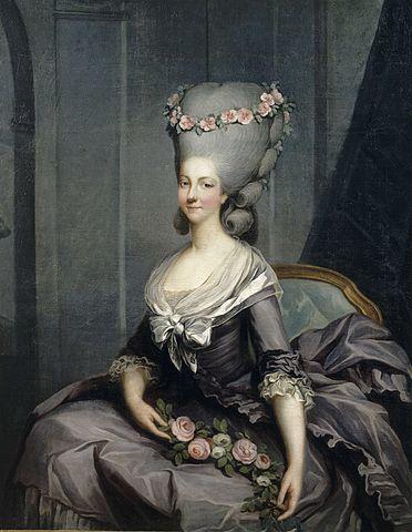 Marie Thrse Louise De Savoie Carignan Author Of Secret Memoirs Of