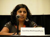 Samhita Mukhopadhyay