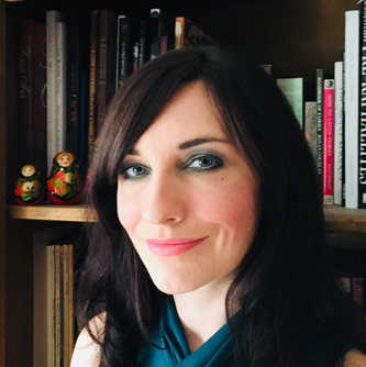Photo of the author, Michelle Harrison.
