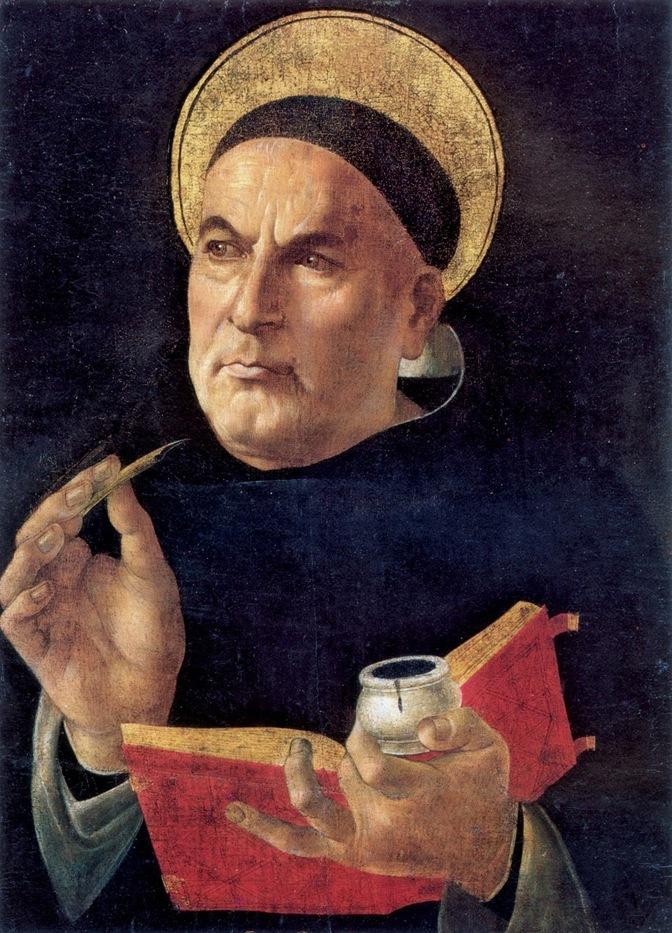 Thomas Aquinas (Author of Summa Theologica, 5 Vols)