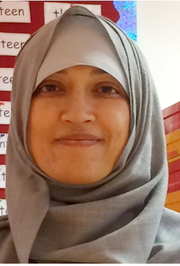 Portrait of Dr. Fawzia Gilani-Williams