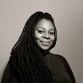 Photo of the author, Candice Carty-Williams.