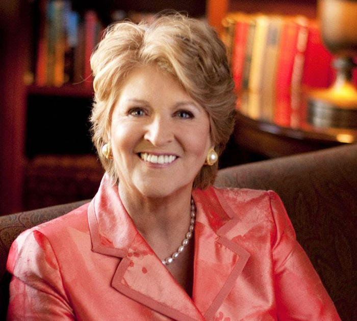 Fannie Flagg (Author of Fried Green Tomatoes at the Whistle Stop Cafe)
