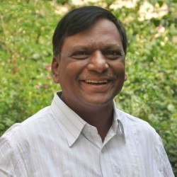 Sharankumar Limbale (Author of The Outcaste)