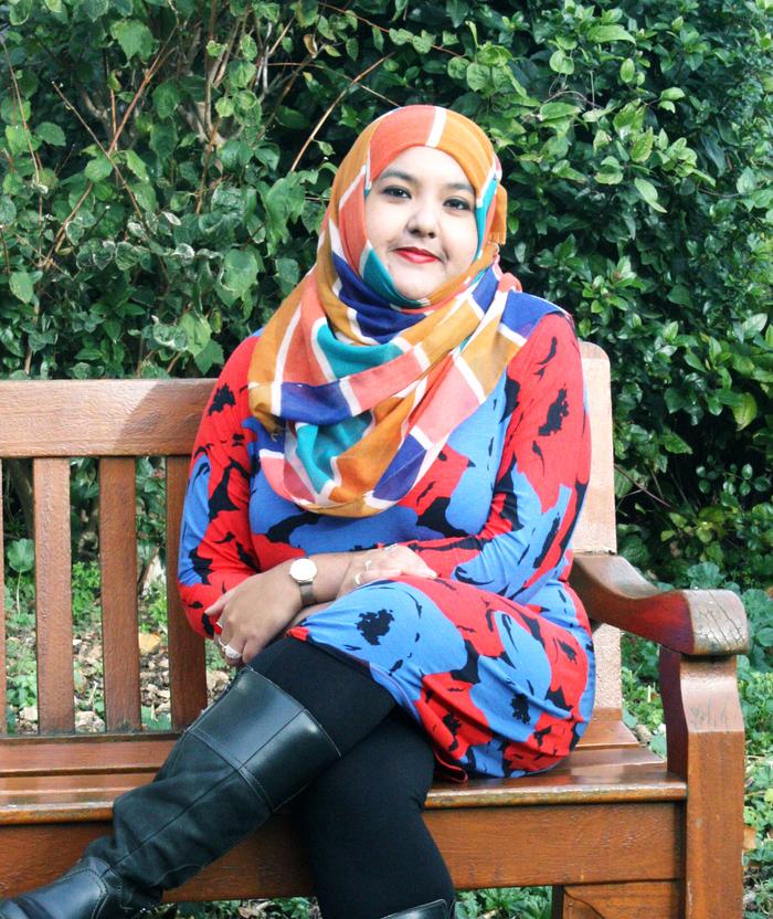 Adiba Jaigirdar (Author of The Henna Wars)