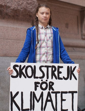 Greta Thunberg audiobooks