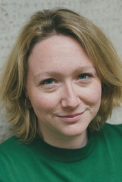 Photo of author Abbie Greaves