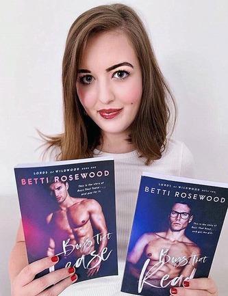 Betti Rosewood audiobooks
