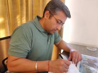 Nitish Bhushan