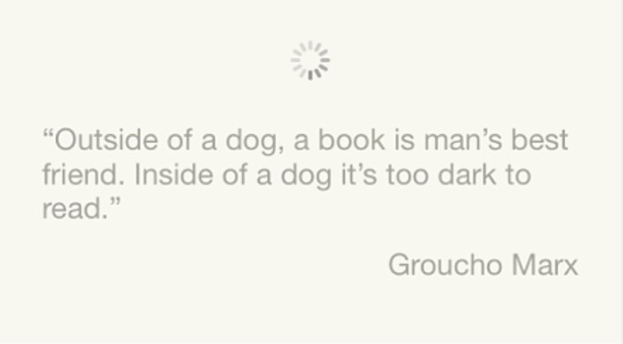 Want to See Your Favorite Book Quote on the Goodreads App ...