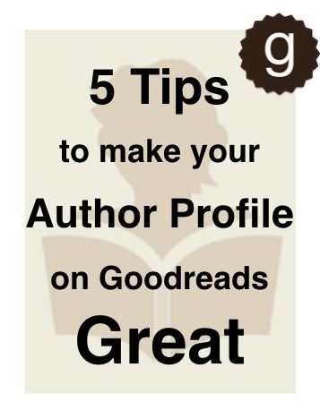 Make Your Goodreads Author Profile Great
