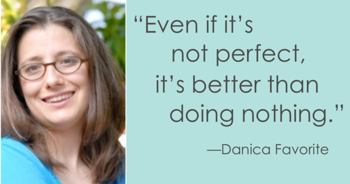 Marketing Tips and Advice from Danica Favorite