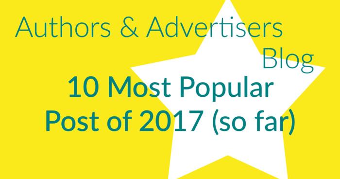 Best Author Marketing Blog Posts: Mid-Year Round Up