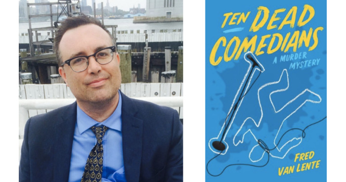 Marketing Advice from Best-Selling Author Fred Van Lente