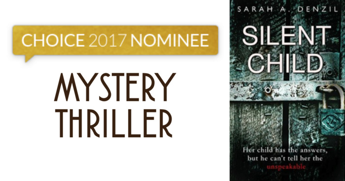 Self-Published Thriller 'Silent Child' Created Noise and a Goodreads Choice Nomination