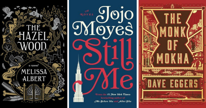 7 Buzzy Books Hitting Shelves Today