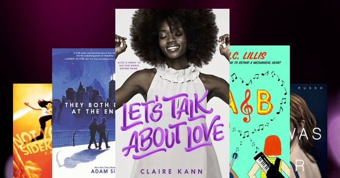 Falling for Inclusive Love Stories: Becky Albertalli's Must-Read List