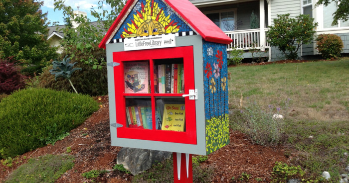 Do Good: How to Help the Little Free Libraries
