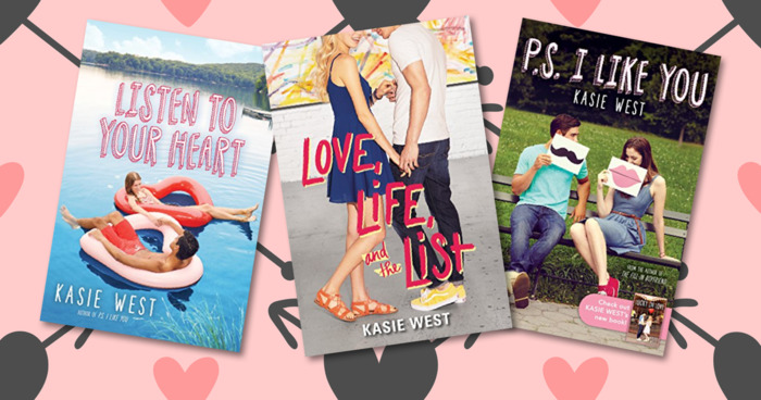 Exclusive: Kasie West Shares the Cover of—and an Excerpt from—Her Latest YA Rom-Com
