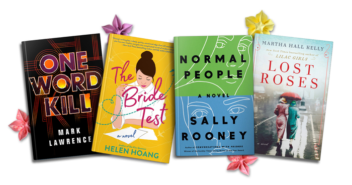 39 Big Books of Spring
